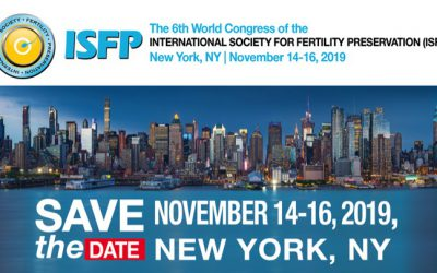 The 6th World Congress of the International Society for Fertility Preservation (ISFP)