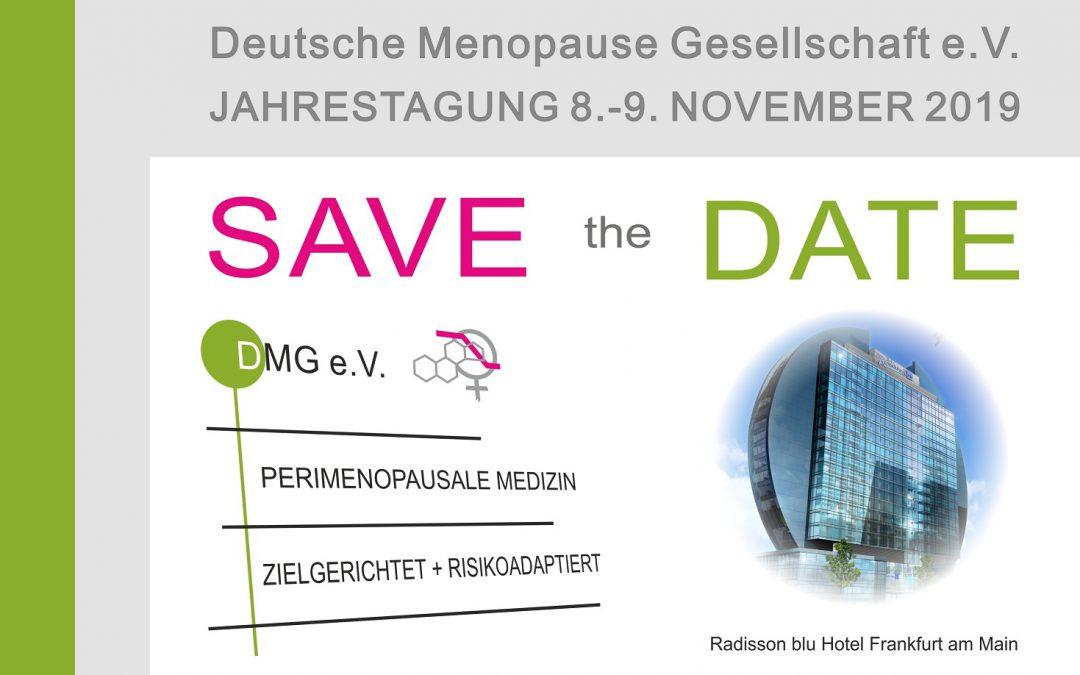 23. Jahrestagung – Deutsche Menopausen Gesellschaft e.V.